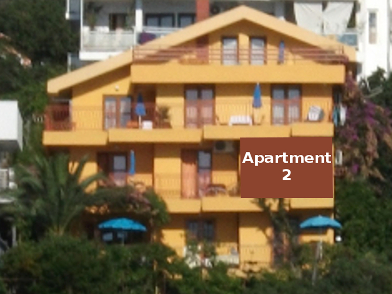 Apartment 1 Location